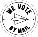 We Vote By Mail@2x