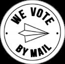 We Vote By Mail@2x